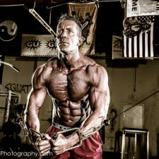 Interview with Air Force Officer & Fitness Competitor Keith Vanderhoeven