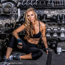 Interview With Fitness Model – Krisztina Negyesi