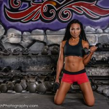 Interview with Bikini Competitor, Fitness Model and Makeup Artist – Ruby Gracey Delpilar