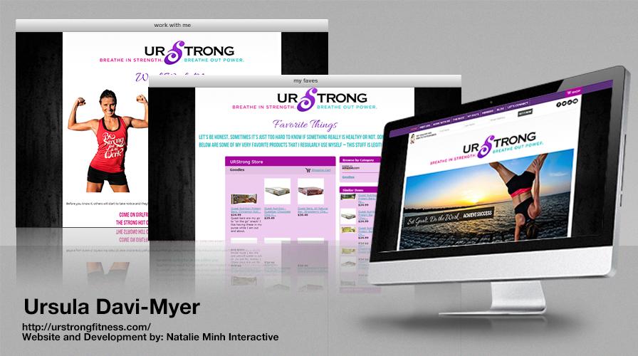 urstrong website