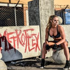 Stephanie Danae - Personal Trainer and ImSoAlpha Fitness Model/Athlete