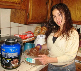 Fit Recipe: Low Fat High Protein Fudge Using Gaspari Nutrition Myofusion Protein - Fit Lifestyle Magazine