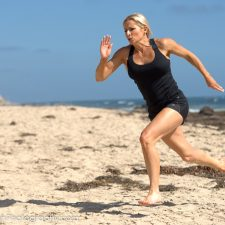 Kim Beach- Certified Personal Trainer and Owner of Fit Fun and Fabulous