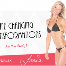 Interview with Tania Kowalski: Personal Trainer, Lifestyle & Weight Management Coach, Mother of 2
