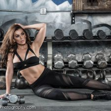 Interview with a Fitness Model, Pilot, and a Passionate Diva: Amy Taylor